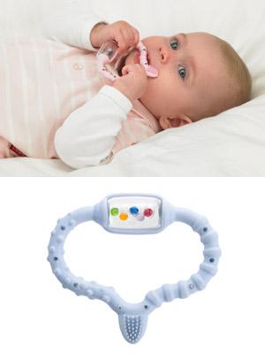 Estimula o bebê e alivia a dor